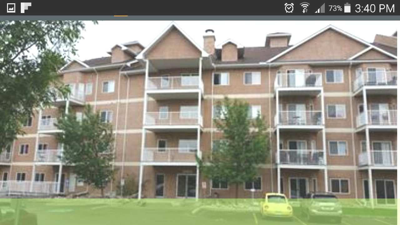 Check out this Beautiful well maintained 2 bedroom, 2 full bathroom condo unit. It's full of pride, located in Clareview Town Centre. This unit features a large kitchen with a raised eating bar, a spacious living room with patio doors leading you to your balcony, dining room, master bedroom has a walk in closet and an ensuite, second bedroom is a great size also. Has in suite laundry room with storage area and there is heated underground parking, central air conditioning and a car wash bay in the underground parking. Upgrades are newer furnace, washer, dryer. This is a great property for a first time home buyer or a great rental property for students. LRT is right across the street.