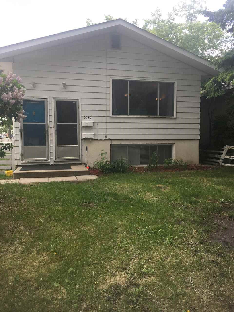 Forest Heights Bi Level with Legal Suite steps to the river valley, minutes to downtown located next to bus stop! Up/down duplex style house with 3 bedrooms upstairs separate laundry and furnace. 2 bedroom basement suite is totally self-contained with separate entrance, separate laundry and furnace. Both furnaces changed in 2007, shingles, 100 amp service! Large fenced yard and double detached garage. Close to all levels of schools and shopping. Great tenants.