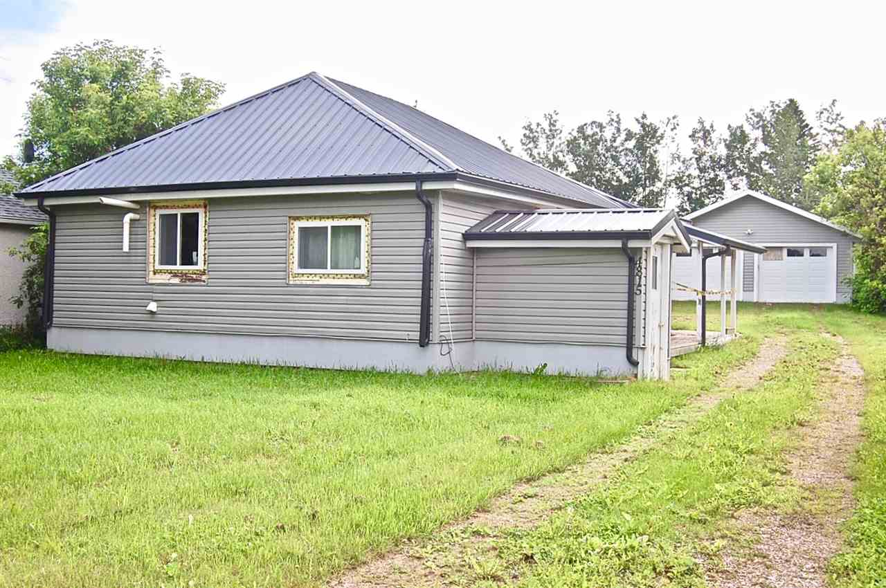 """ Cute as a Button"" Take advantage of this charming bungalow situated in the village of Glendon. This home has a new modern white kitchen with newer stainless steel appliances & vinyl floors throughout. There is also a 24 x 26 detached garage & a great size yard."