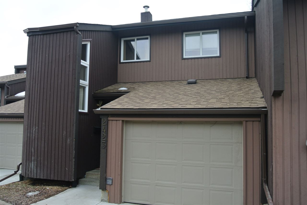 Completely renovated 4 bedroom townhouse located close to the river valley in the  convenient community of Bannerman.  Do you want an affordable home that has been completely renovated from top to bottom and is completely turn key.    This has to be one of the highest end renovations I have seen in a condo in this price point. We are not just talking about paint, flooring fixtures ect on the inside of the home, the renovations include a new roof, eves and windows.  The townhouse comes with its own backyard which unlike most townhouse is actually private.    Fully finished basement and to top it all off there is a garage!  The current owners are also renting a second parking stall.