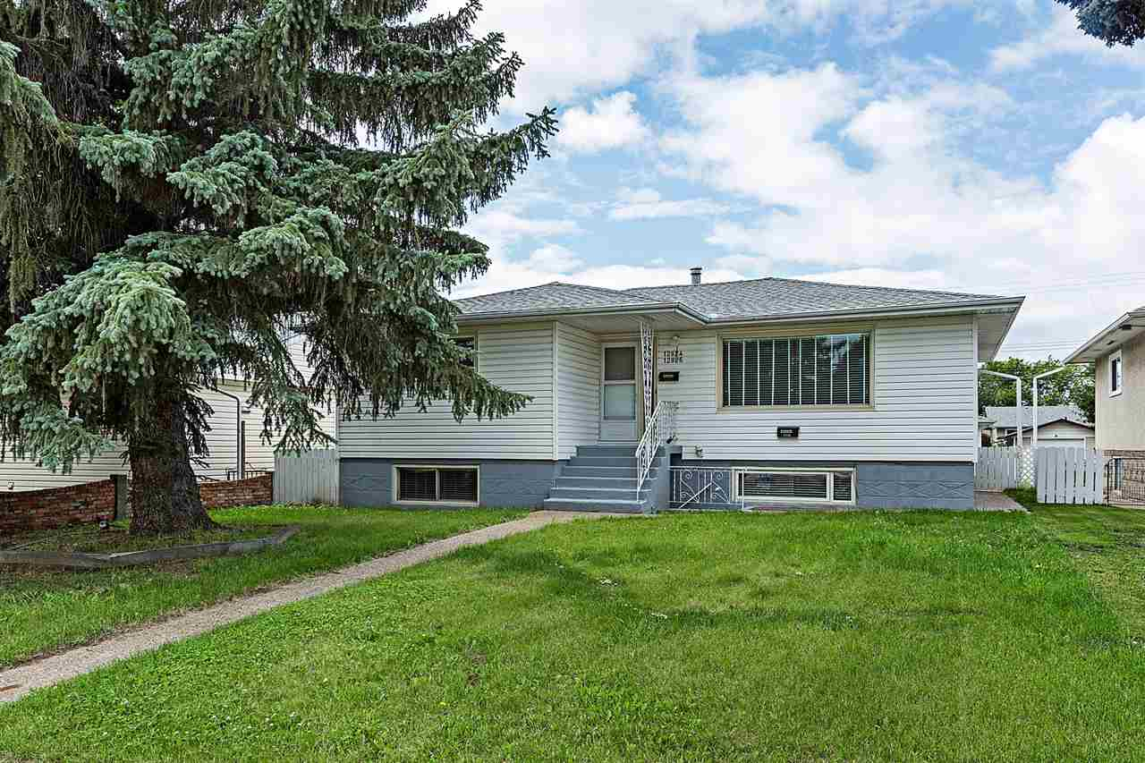 What a tremendous opportunity for any investment-minded purchaser - this Up/Down duplex is the property you do not want to miss out on. Well maintained 2,380 SqFt total living space (1,205 up, 1,174 down) each with its own furnace. TWO separate entrances into the lower space & plenty of updates. The Fully Finished Basement level has its own spacious kitchen, 2 Bedrooms, full bathroom & a huge living room. Large windows allow for plenty of natural light (1 new in 2018). The upper level features 3 Bedrooms; a large living room; dining room & a gorgeous kitchen with plenty of cabinets & newer appliances (dishwasher 2016) & vinyl windows. The updated full bathroom completed this level. NEW Shingles w. 50 year warranty on house & garage (2018); Laminate flooring (2019); New blinds (2019);  New paint - the list goes on. Located close to everything you need, a home you can just move into with a large, fully fenced yard & double detached garage - do not miss out on the chance to be the proud owner of this home!