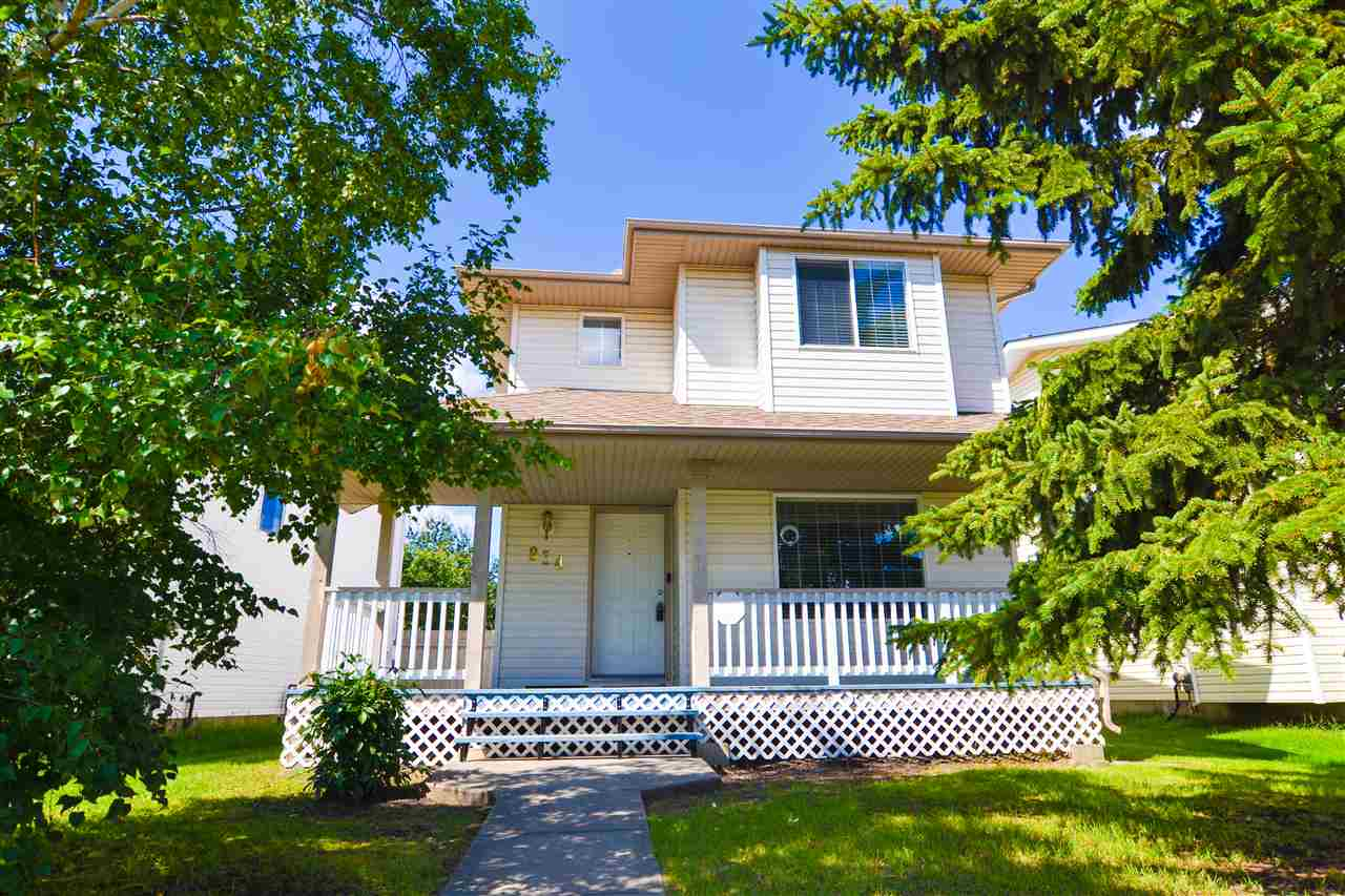 Have you been looking for a home in the desirable community of Twin Brooks and can't find anything affordable?  Well this is your next home!  This 2 storey 3 bedroom house with 2.5 bath's is located on a quite street.  Brand new roof July 2019, fresh paint, upgraded faucets, and professionally cleaned carpets.  Stainless steel appliances and master bedroom with ensuite.  This house is a non smoking, clean and bright and move in ready!  Double attached garage and spacious fenced back yard for the kids and pets.  Walking distance to public transit and George P. Nicholson K-6 Elementary school.  Close to Southgate shopping center and easy access to Anthony Henday.  This home check's all the box's and is ready for a new family!