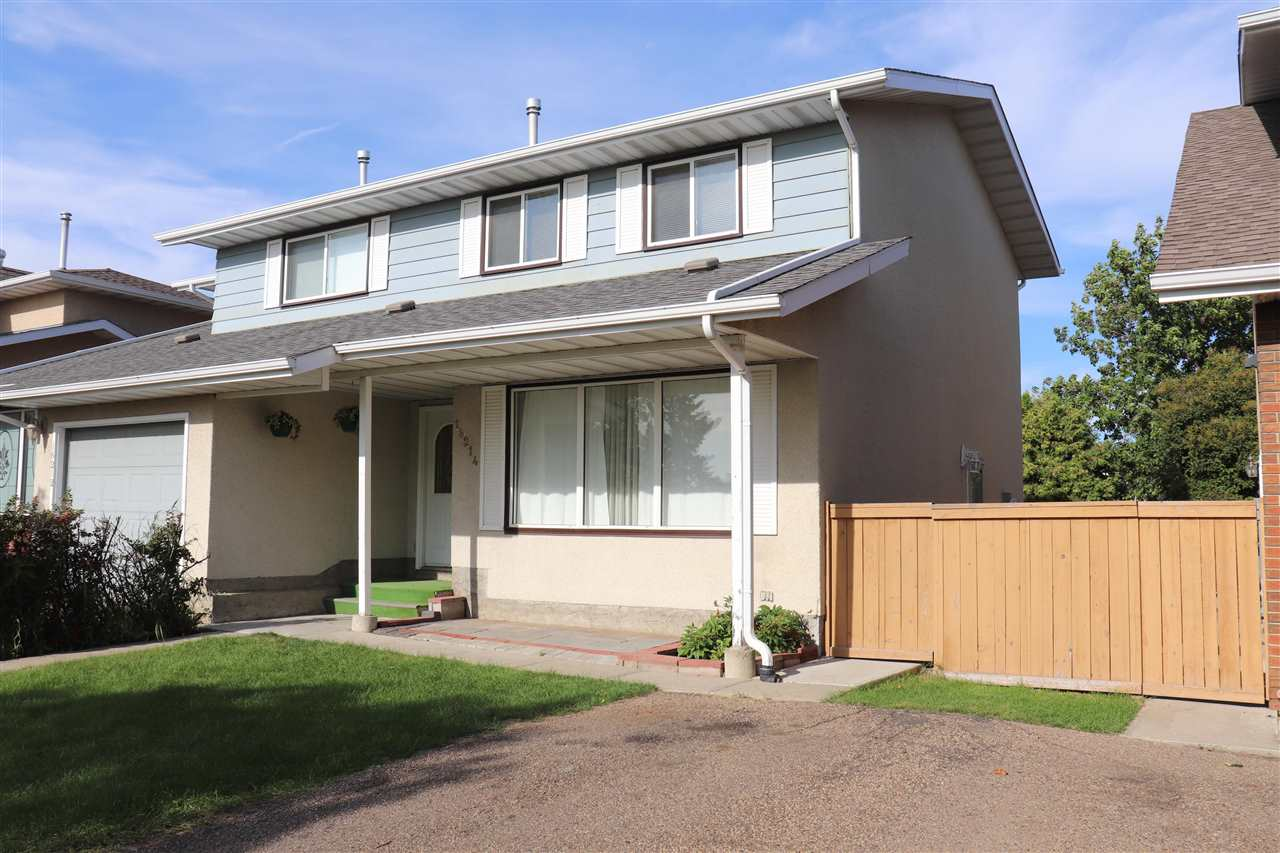 Location, Location, Location. Awesome deal on this 1119.50 sq according to old rules from out side wall and now from inside paint to paint 1033 sq ft ft, 2 story duplex. 4 bedrooms, 1.5 bathrooms, ALL MAIN FLOOR NEW LAMINATION (15mm from Costco) AND NEW WASHROOM, huge kitchen open to dining area. Bright living room. 3 Bedrooms Upstairs & Developed basement features large family room and bedroom. Large fenced back yard, Separate Entrance for the Basement from the side. Walking distance to Beaumaris Lake, close to all amenities, schools,2 transits, YMCA. Must see.
