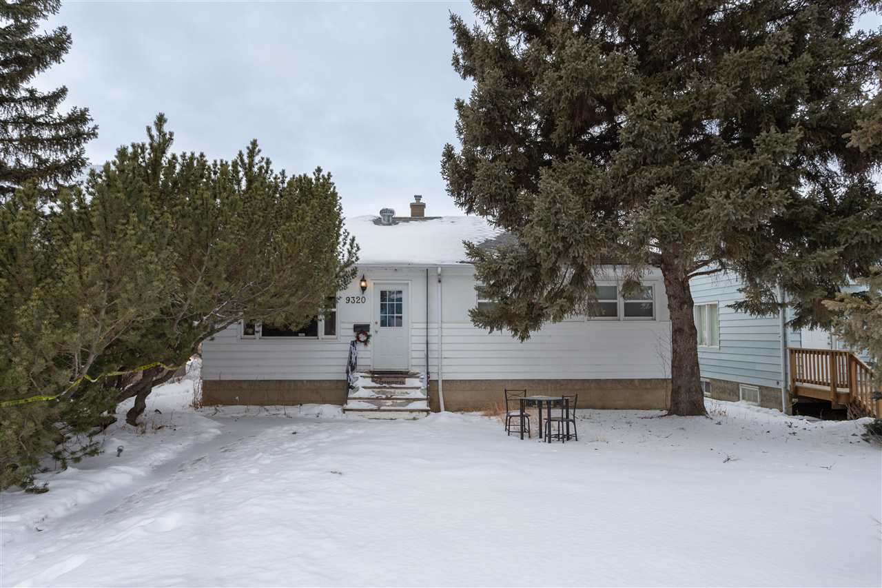 Fantastic opportunity to own this bungalow in Strathern with a second kitchen. This home sits on a 49x130 lot steps away from the future LRT. Main floor has 3 bedrooms a 4 pc bath, hardwood throughout and even a gas stove. Basement has an additional bedroom, 3 pc shower and a kitchen that was updated approximately 10 years ago. Situated on a great lot you get a private back yard and a Oversized single garage.