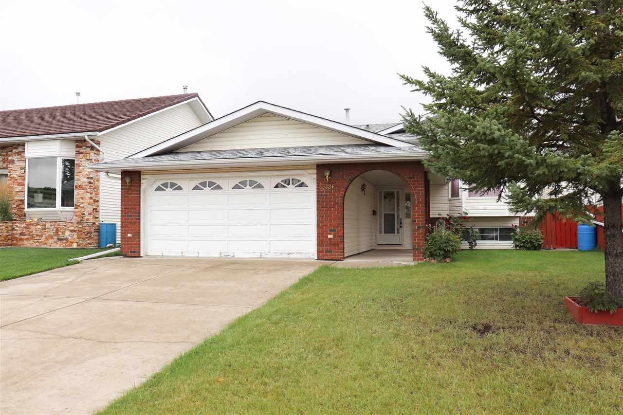 Bi-level Buyer Alert! Welcome to this 1500+ sf Bi-level situated in the Matured & Desirable community of Bergman! Features Open Concept Style Living room with Bay Window. Formal Dining room with 2 Bright Windows. Large Family room offers Cozy Fireplace. 3 Sizable Bedrooms. Master Bedroom comes with Walk-in Closet; 4pc En-suite includes Jacuzzi. Spacious Kitchen with Oak Colour Cabinetry; Stainless Steel Stove & Brand new Fridges; Brand new Washer & Dryer. Eating area boasts back door to Good-sized Deck & Professional Landscaped & Fenced Yard; Nice Concrete Walkway. Lot is apprx 6280 sf (14.9 x 39.1).  Double Attached Garage. Recent Upgrades: Shingles; Furnace; Hot Water Tank (all within 5 years). Huge Basement has SEPARATE ENTRANCE is awaiting for you to develop. Easy access to Public Transportation; Schools; Shopping Centre & all amenities. Quick possession available. Listing price is $28,000 less than property tax assessment. Do not miss out this Priced to Sell House!