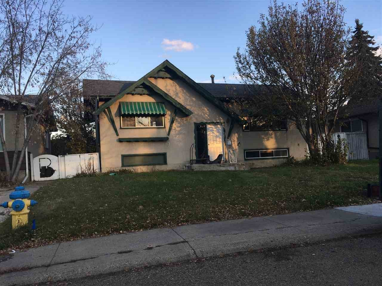 Great opportunity to build equity and develop a legal basement suite! Large double garage close to all levels of schools, shopping and public transportation. Minutes to downtown, Bonniedoon Mall & LRT.