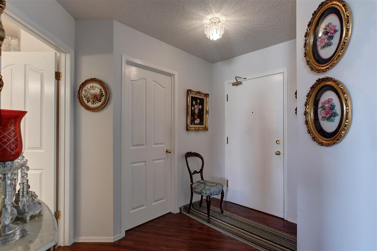 The Master bedroom leads into a huge closet dressing space and the en suite which is separated from the shower and toilet space. There is an unbelievable amount of closet space.