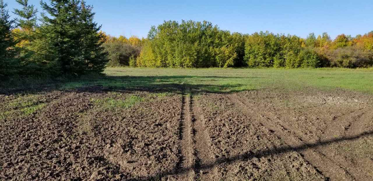 .66 of a acre lot in New Serepta best community. Close to K - 12 school and newly upgraded recreational center. Beautiful lot with west facing back yard. 30 minutes to Edmonton and very close to the airport.