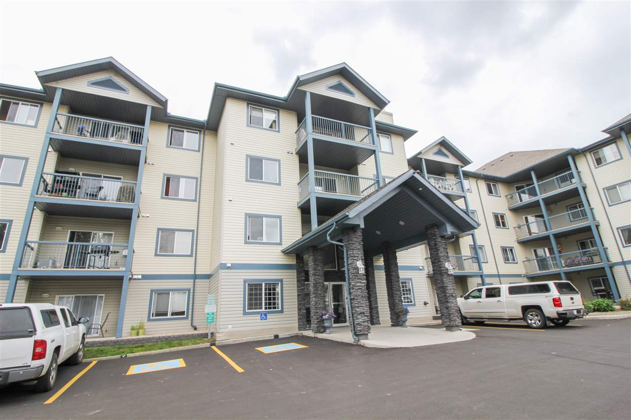 Gorgeous upgraded corner suite with 2 bedrooms and den or 3 bedroom!. Tandem double stall titled. Great view of green space and recent upgrades. Stainless appliances, central air, and much more. SW view from balcony, walking distance to shopping transit.