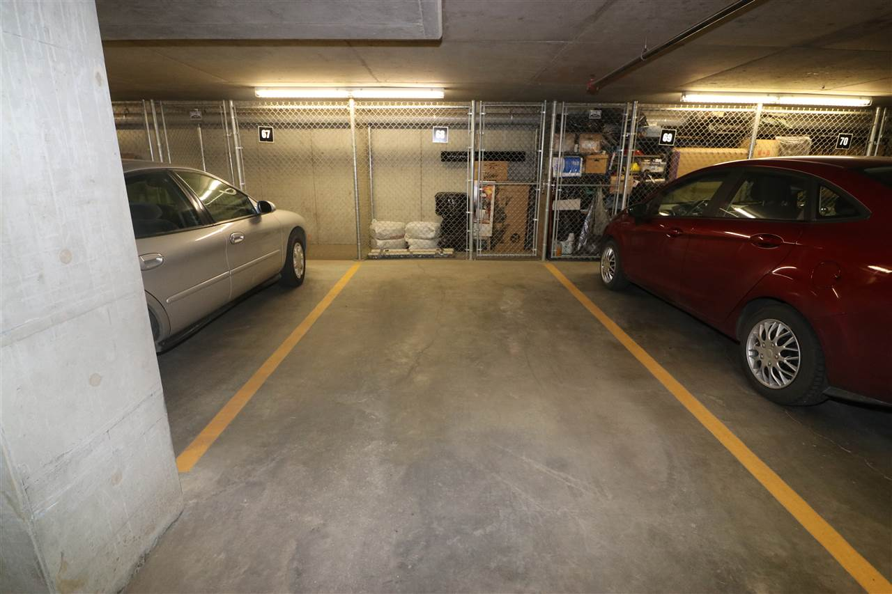 Titled Heated Underground Parking Stall #68 in The Vanier...Restrictions on purchase...BUYER MUST BE AN OWNER OF A CONDO UNIT IN THE VANIER IN ORDER TO PURCHASE A PARKING STALL...