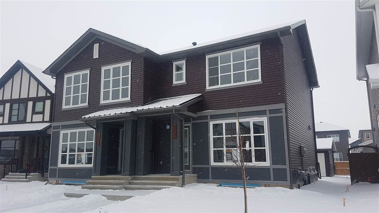 """Brand new home immediate possession!  Excellent value for a home with a double detached garage and still have room for the kids to play in the yard! 9 foot ceilings really open up this home's living space. Kitchen features rich """"tete a tete"""" cabinetry with quartz counter tops, island for extra cabinet space, pantry and sink that overlooks the back yard. Luxury vinyl plank flooring on main floor, carpet on 2nd level. Upstairs there are 2 full bathrooms and 3 bedrooms. Master bedroom has a large walk in closet and full ensuite with pocket door. Double 20x20 party wall garage and landscaping in the front is included in the price.  Back yard will have topsoil only (no sod). Size is based on applying RMS, builder size is actually larger at 1222 sq ft. Save on your energy bills with Built Green Specifications! Builder will pay the buyer's legal fees including disbursements if the buyer uses the Builder's lawyer."""