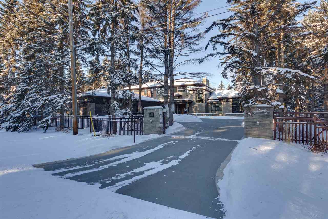 Architecturally designed and custom crafted 2-storey residence boasting an estate lot backing onto the Wedgewood ravine. The home features 4,093 sq.ft. on the main level, 1,713 on the upper floor plus an additional 4,500 sq.ft. in the walkout lower level for a total of 10,306 sq.ft. of finished living space. The incredible lot is 42,809 sq.ft. with frontage of 150 ft.; North side 299.55 ft.;  back ravine side 153.25 ft. and the West side 271.5 ft. A 5-car 1,539 sq.ft. front drive attached garage, security gate entrance, fencing and mature landscaping compliment this exceptional home. This one of a kind property has been designed to take full advantage of the amazing location using only the finest of materials and finishes. The quality of workmanship, attention to detail and the standard construction is absolutely outstanding. Plans plus list of finishings, highlights and features available. Please visit Realtor's website for additional information.