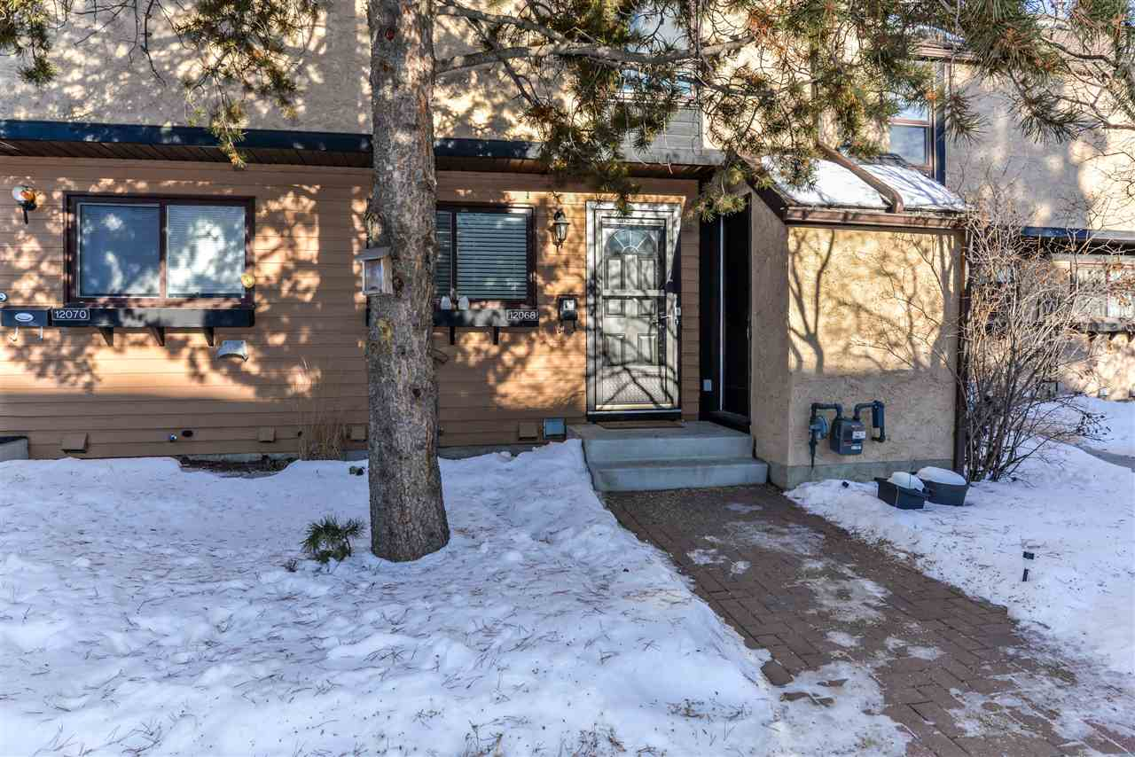 You are now considering one of the most desirable neighborhoods in Edmonton. Lockhart residents take particular pride in the quiet beauty of the mature trees, attractive perennial beds and well maintained lawn areas, as well as close proximity to walking & biking trails along the Blackmud/White mud creek. This suite has been enjoyed & lovingly cared for! Lots of sunshine from front and back & Most of this home has been redone and polished up over the last few years.  Tiled floors in the kitchen & baths, main and bedrooms  recently painted ,Laminate flooring on the main, a cozy living room with a wood burning/gas loglighter fire place and 3 bedrooms up with a lovely 4 pc bath(Newer Tub)!  The basement is fully finished with a family room and tons of storage including a cold room. Mid Eff furnace, upgraded light fixture/fans , stringless blinds for safety and a fenced back yard with artificial turf and a patio. Really nothing to do but ENJOY! Welcome home!