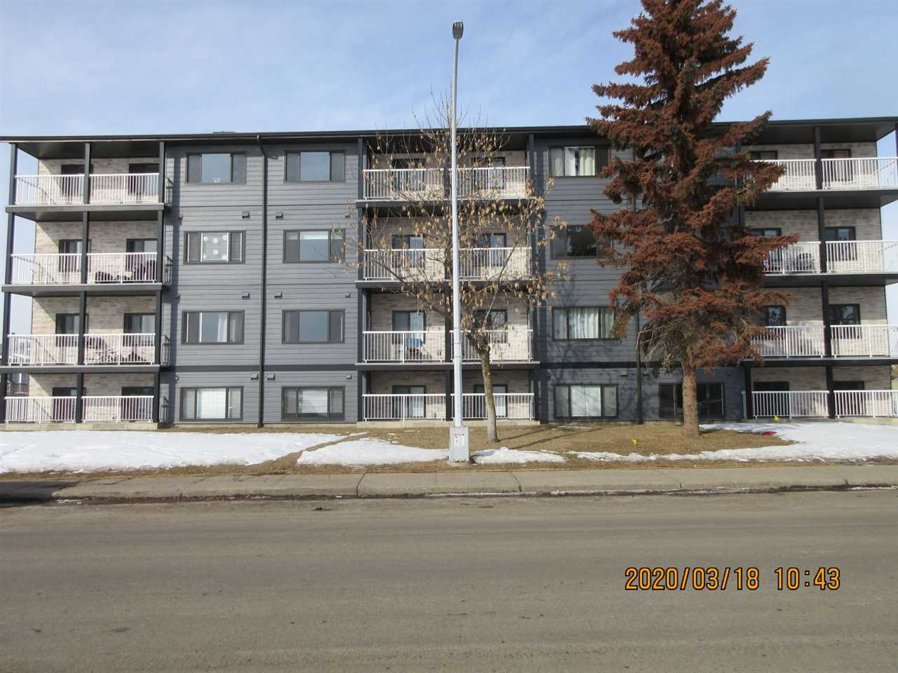 Like new 1 bedroom, 1 bath apartment in the Northeast. Nice deck. Quick to access around the city via the Henday as well as good public transit connections. A must see!     AVAILABLE AGAIN!!