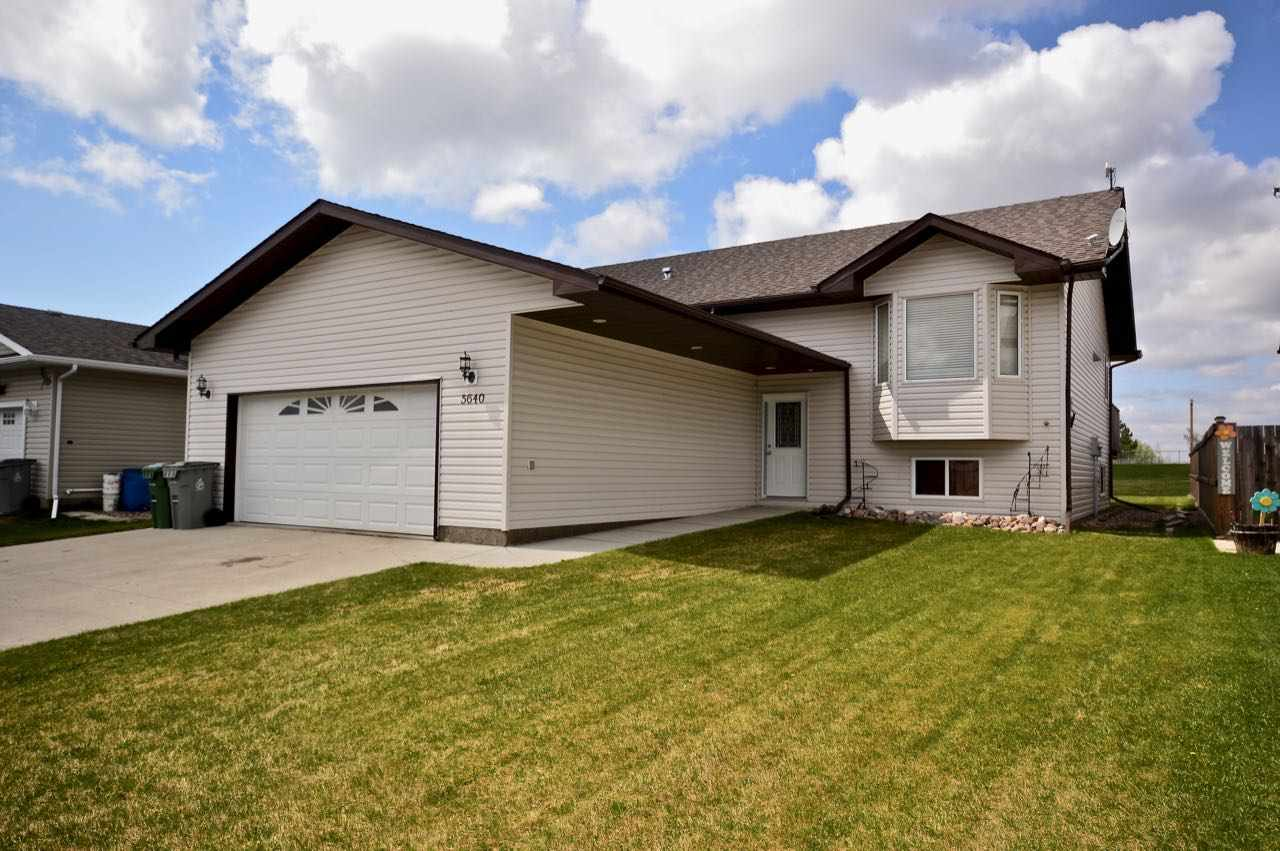 Stunning home located in the wonderful town of Wabamun where you have one of the best lakes in Alberta for your full enjoyment all within a quick and easy commute to Edmonton.  This home is located where it has tons of green space attached to your backyard where you can baseball, soccer or whatever your heart desires.  Inside you walk into a very nice entry way with great lighting.  Walk upstairs into a Large Living Room and Kitchen that is great for entertaining, just off the kitchen you have your Den/Office so everything can be right at your fingertips.  Also on the main-floor you have your Master Bedroom with walk-in-closet and a 5pc ensuite washroom, another bedroom, bathroom and main floor laundry.  Downstairs you have a absolutely huge family room that could easily be split to a family room and recreation room.  2 more bedrooms and one more 4pc bathroom complete the downstairs with understair storage as well.  Don't let this perfect family home pass you by.