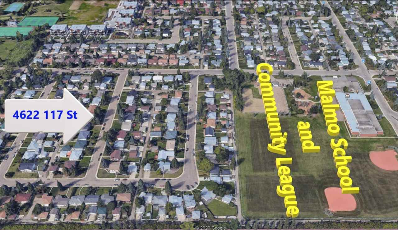 !!!! INFILL LOT FOR SALE in MALMO PLAINS !!! 8.3 m (27.2 ft.) wide!!!!  Quiet mature street. WALKING distance to Malmo school. Close to LRT, U of A, Whitemud and Southgate Mall! Price $229,000 INCLUDING GST. Possession negotiable. FINANCIAL TERMS MAY BE AVAILABLE. RARE OPPORTUNITY - excellent neighborhood!