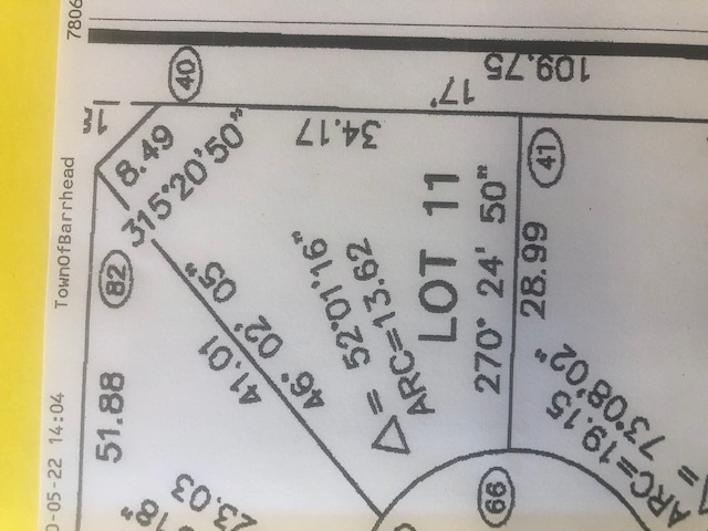 1 of 2 desirable lots still left in this area of Beaverbrook which will make a great building site. This lot has great privacy behind it with a large burm in the back. A must see! 10,172 sq ft.