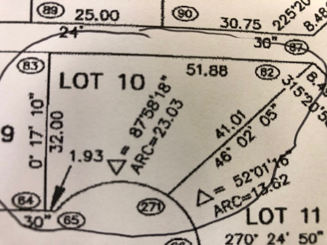 One of 2 desirable building lots in Beaverbrook estates. This one is lot 10, extra large, 11,923 sq ft! If your looking for a great place to build a new home, this might be it!