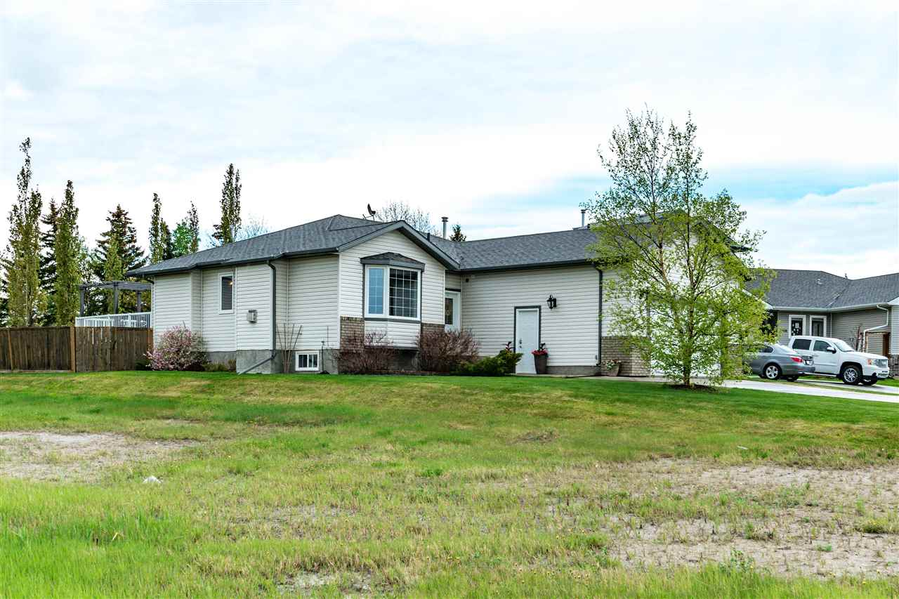 ** At $369,900, Excellent value** - Best to check this one out! Shows 10+! Immaculate 4-Bedroom, 3-Bathroom, 1416 Sq Ft, air-conditioned Family Home close to key amenities.  Newer Stainless Steel Appliances. Open Concept with Natural Gas Fireplace and Garden Doors leading to a nice big deck. Fully Landscaped back yard which includes a firepit and storage shed.  22' x 22'  Heated Double Attached Garage. Other recent upgrades include new laminate flooring, new hot water tank, new paint, etc.  Great location - walking distance to Schools and Hospital. Great Family Home in a greay Neighborhood. And Quick Possession Available!