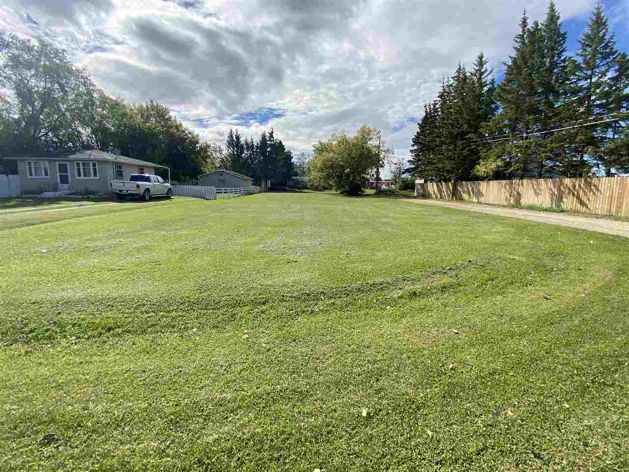 LARGE LOT!  Great location!  10755 Sqft.  Lot with older house to the east is also available!