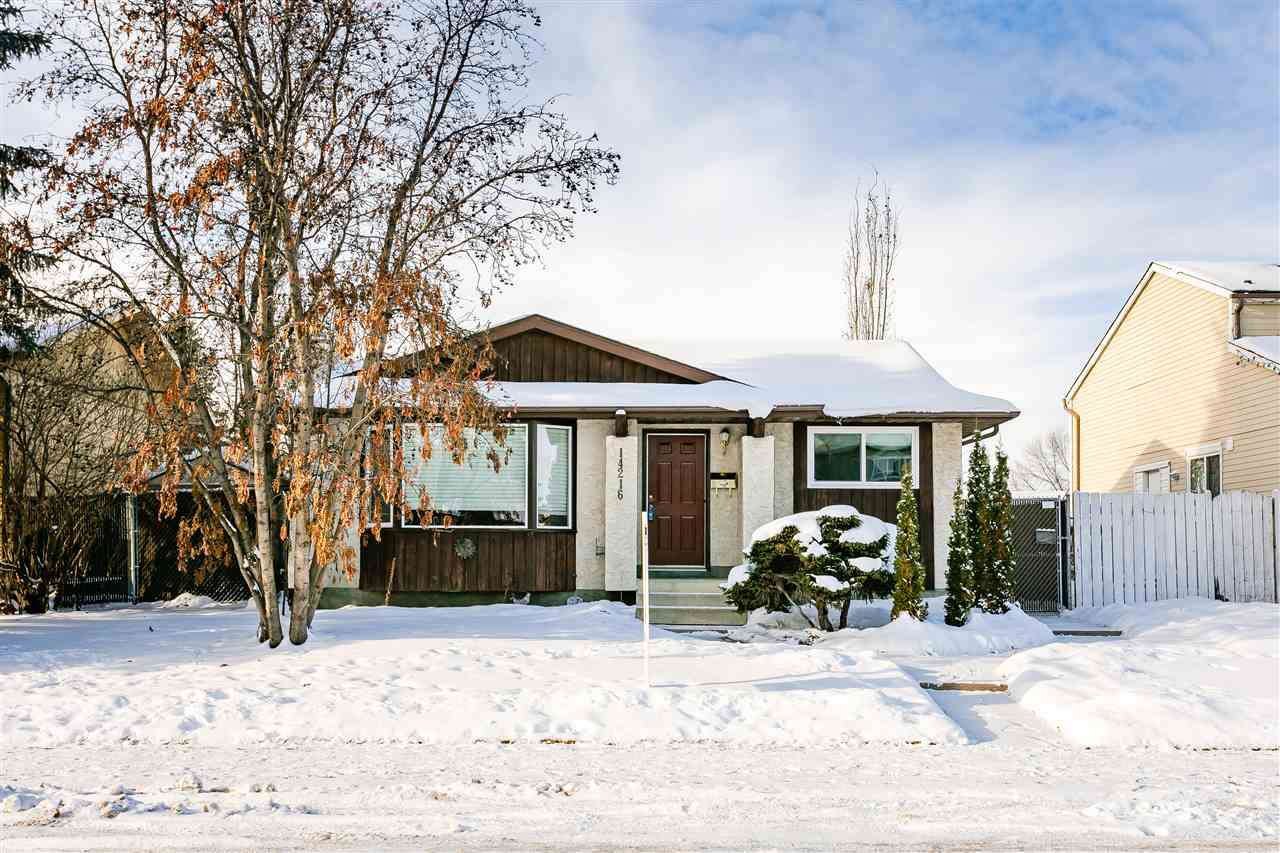 Beautifully maintained and fully finished bungalow located just down the street from Bannerman School! This clean and bright home has it all and has received many recent updates this year that include washer and dryer, microwave hood fan, garage door opener, fresh new paint throughout, new plush carpet in basement, brand new washroom in basement (includes shower, vanity, flooring, toilet), new kitchen countertops, sink, taps and garburator, freshly painted cupboards inside and out. Other updates have been done through the years that include windows, laminate floors, doors (back and garage man door), upstairs bathroom, shingles, hot water tank, furnace and landscaping. Other features are oversized double detached garage, fireplace in living room, amazing fully fenced yard with beautiful landscaping and sunny patio, door to door mail service, and to top it off a sauna to enjoy.  Located 4 blocks from the river valley with bike trails, steps to school and playground, this is the perfect place to call home!!!