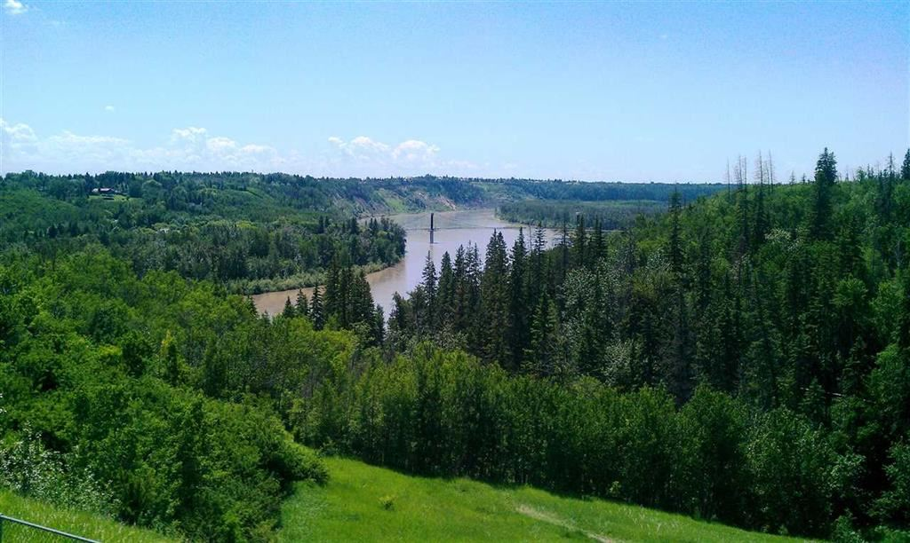 ONCE AND A LIFETIME OPPORTUNITY TO BUILD YOUR DREAM HOME IN EDMONTON'S BEST COMMUNITY BACKING THE RIVER! ONLY TWO LOTS REMAIN!!  Imagine starting the morning on your balcony, the smell of fresh coffee in your kitchen and the sounds of rustling trees from just beyond your backyard. As you watch the sun inch itself higher over the North Saskatchewan River, you consider your day. Perhaps you?ll run along the wooded trails of the river valley; quickly head downtown or onto the Whitemud for an easy commute to work; or, after dropping your kids off at school, maybe you?ll go no further than your balcony, enjoying its unrivalled, peaceful view. Every new day in Hillcrest is filled with infinite opportunities. These lots are not attainable for everyone, but then again, isn't that exactly what you want?