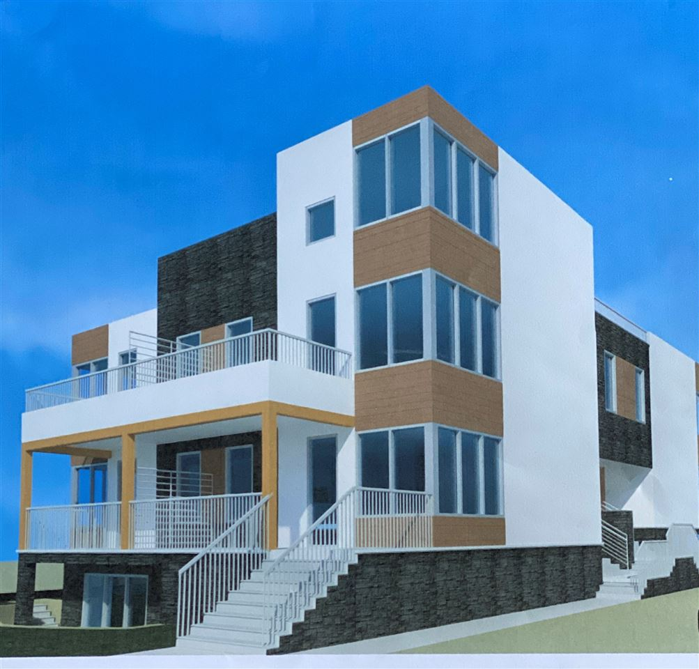 INVESTORS!!! This already vacant piece of land zoned RA7 is READY for DEVELOPMENT with all PERMITS in place AND BUILDING PLANS FOR a CUSTOM DESIGNED Modern 8-PLEX with 3rd level LOFTS and Balconies. CENTRALLY LOCATED with perfect EAST/WEST exposures.