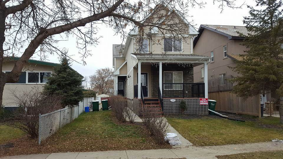 This quality built 2 storey 1/2 duplex is in a great location. This home has 3 bedrooms, 2 full baths & 1 1/2 bath.  There is 1160 sq. ft. above grade plus fully finished basement resulting in 1740 sq. feet of living space.  High quality material used to build this beautiful home.  Solid maple kitchen, wrap around countertops, stainless steel appliances, engineered laminate, ceramic tile etc. Heated tiled areas. This is a front to back duplex. Show and sell with confidence.