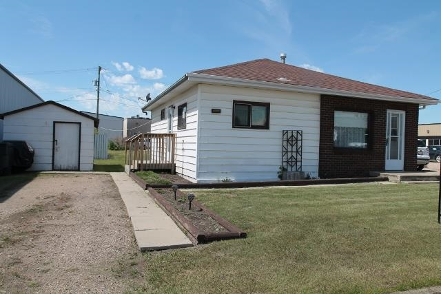 Affordable, Cozy, Attractive and very close to downtown. This well maintained 3 bedroom home features a large kitchen and living room. The large back yard has two sheds and plenty of room for a garden. The furniture is negotiable.