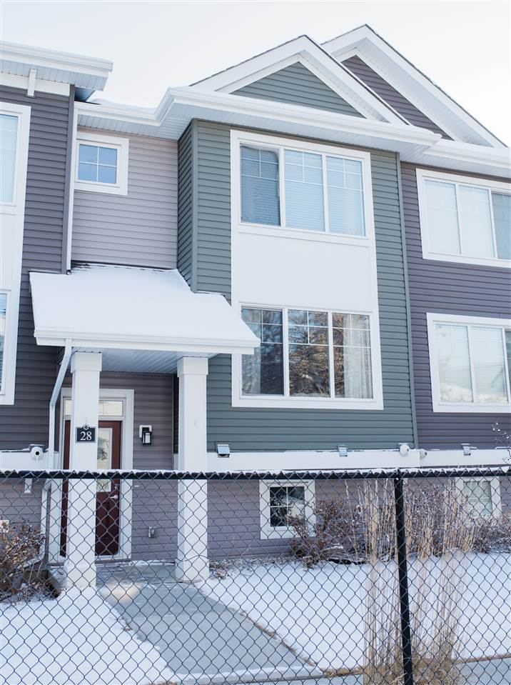 Welcome to the maintenance free living, low condo fee townhome in the heart of Casselman. This is a well maintained and well cared for townhome that will blow you away. Once you enter, you will be greeted by its spacious open concept main floor. Kitchen is located in the back corner of the unit to maximize its living room space. This unit has a balcony which is perfect for summer BBQs and to get some fresh air. This home also has a spacious master bedroom which has its own bathroom and huge closet. Another 2 good size bedrooms and a full bath completes this home which is perfect for a family that is just starting. This home is close to groceries and shopping centres like the the Clareview Town Centre and Londonderry Mall. Close to the schools, Northeast Health Centre, bus stops, and the Clareview LRT station that will easily link you to downtown Edmonton. Its also minutes away from Anthony Henday and Highway 16 Yellowhead so this makes this home very accessible to everything. This home will not last.