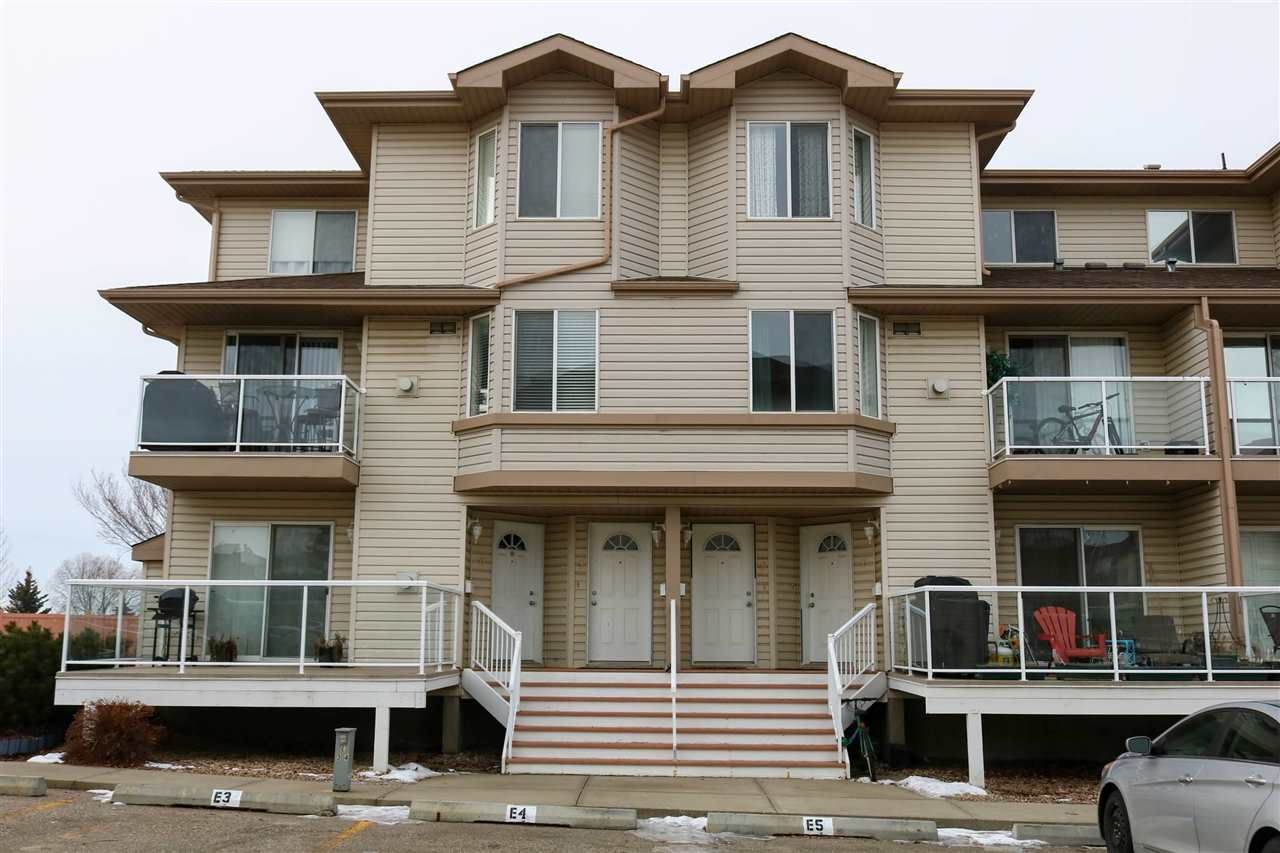 Great unit in Paradise Village, 2 story unit built in 2002 is located in the desirable Bisset area. It has a fantastic layout where the main floor has a living room with a gas fireplace, kitchen, dining room, 2 piece bathroom and laundry. The second floor has 2 good sized bedrooms and a full bathroom.