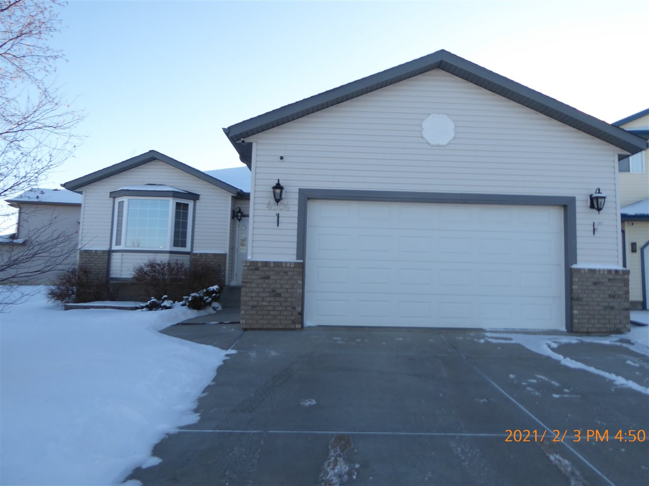 ** At $359,900, Excellent value** - Best to check this one out! Shows 10+! Immaculate 4-Bedroom, 3-Bathroom, 1416 Sq Ft, air-conditioned Family Home close to key amenities.  Newer Stainless Steel Appliances. Open Concept with Natural Gas Fireplace and Garden Doors leading to a nice big deck. Fully Landscaped back yard which includes a firepit and storage shed.  22' x 22'  Heated Double Attached Garage. Other recent upgrades include new laminate flooring, new hot water tank, new paint, etc.  Great location - walking distance to Schools and Hospital. Great Family Home in a great Neighborhood. And Quick Possession Available!