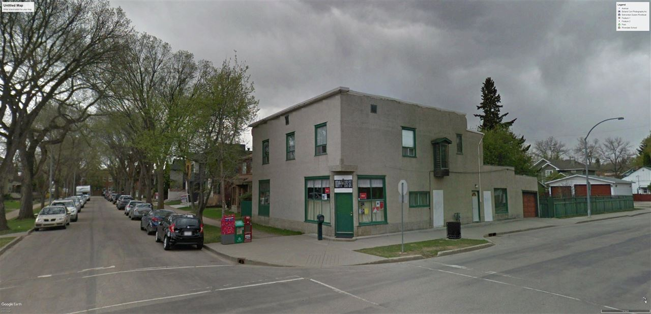 Rare opportunity to build on this prime 7470 square foot lot located in the heart of Riverdale.   Redevelopment Approved for multi family and commercial.  Lot is 694 square meters.