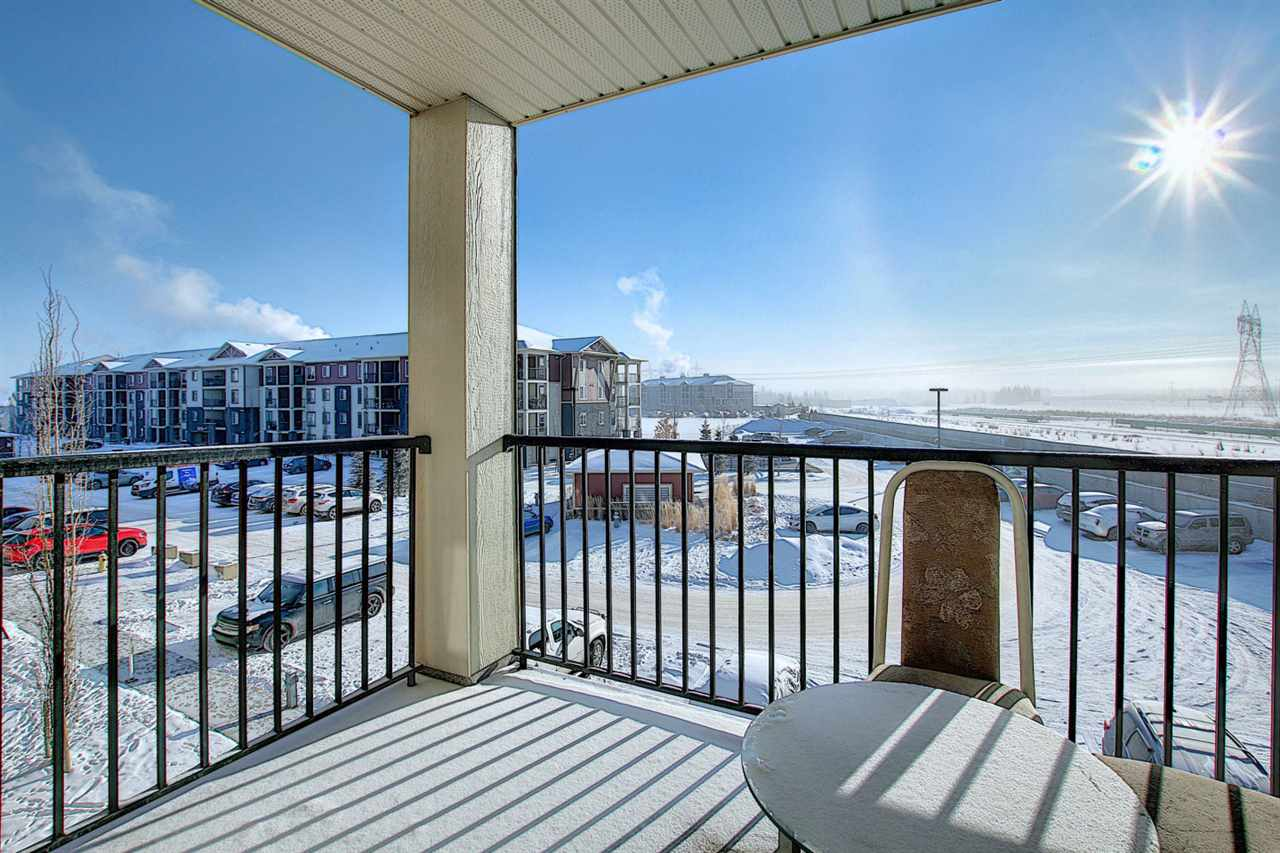 WONDERFUL 2 BEDROOM PLUS DEN CONDO WITH 2 FULL BATHROOMS, AIR CONDITIONING, SOUTH FACING BALCONY, INSUITE LAUNDRY, UNDERGROUND PARKING, and GRANITE COUNTERS!  GREAT LAYOUT, SO CLOSE TO SHOPPING & AMENITIES, LOW CONDO FEE OF $298 PER MONTH INCLUDES HEAT, WATER AND SEWER. LIVE IN MACTAGGART - CLOSE TO WALKING/BIKING TRAILS!