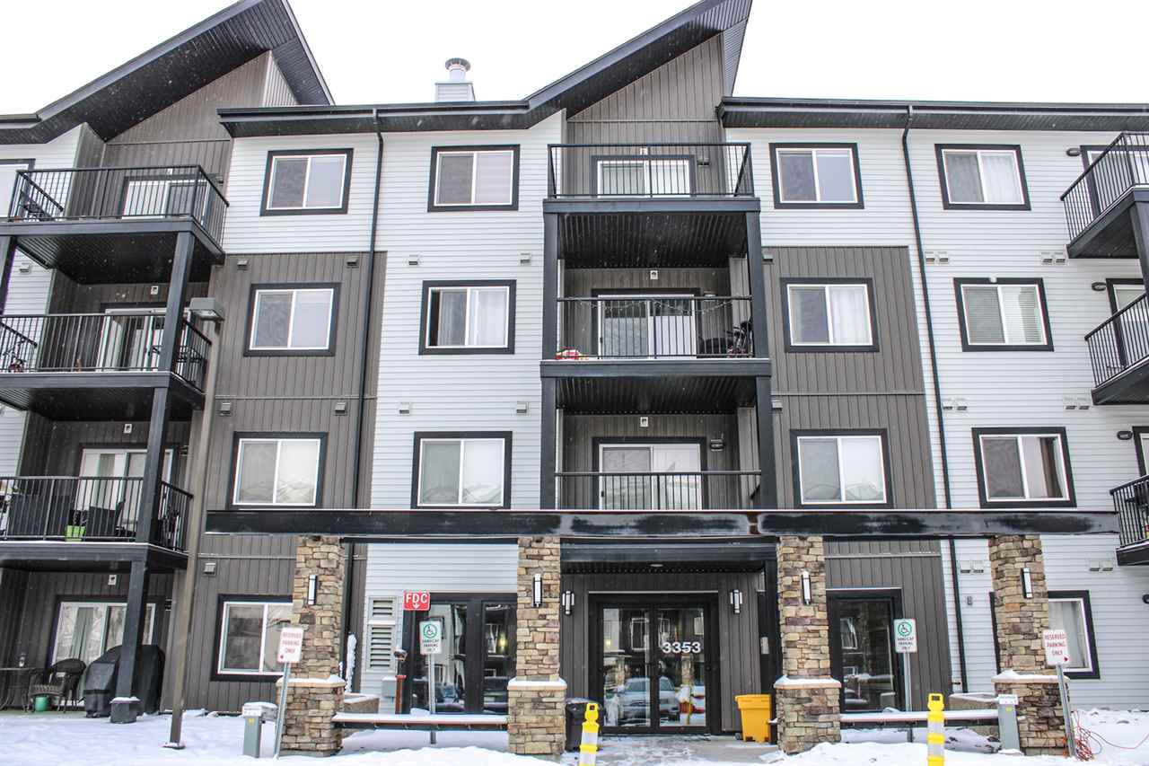 Very reasonable priced, two bedroom, two bath, 3rd floor unit in the Heart of Laurel. Well maintained unit. This two bedroom unit comes fully upgraded, with two really good size rooms. Both rooms with Walk in closets and attached full bathrooms. Open floor concept with kitchen island. Covered balcony, insuite laundry for your convenience. Two parkings, one heated underground and one outdoor designated stall.