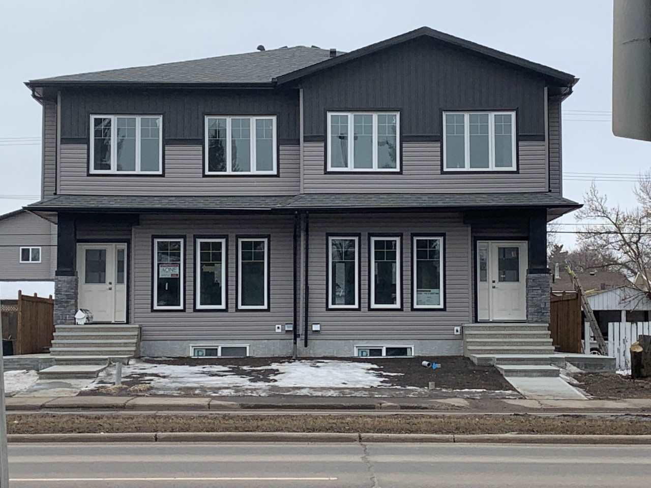 Beautiful brand new half duplex located in High Park. Loads of extras including quartz counters, quality porcelain tile and hardwood throughout. This unit boasts 3 nice size bedrooms with lots of natural light. Beautifully built and finished.