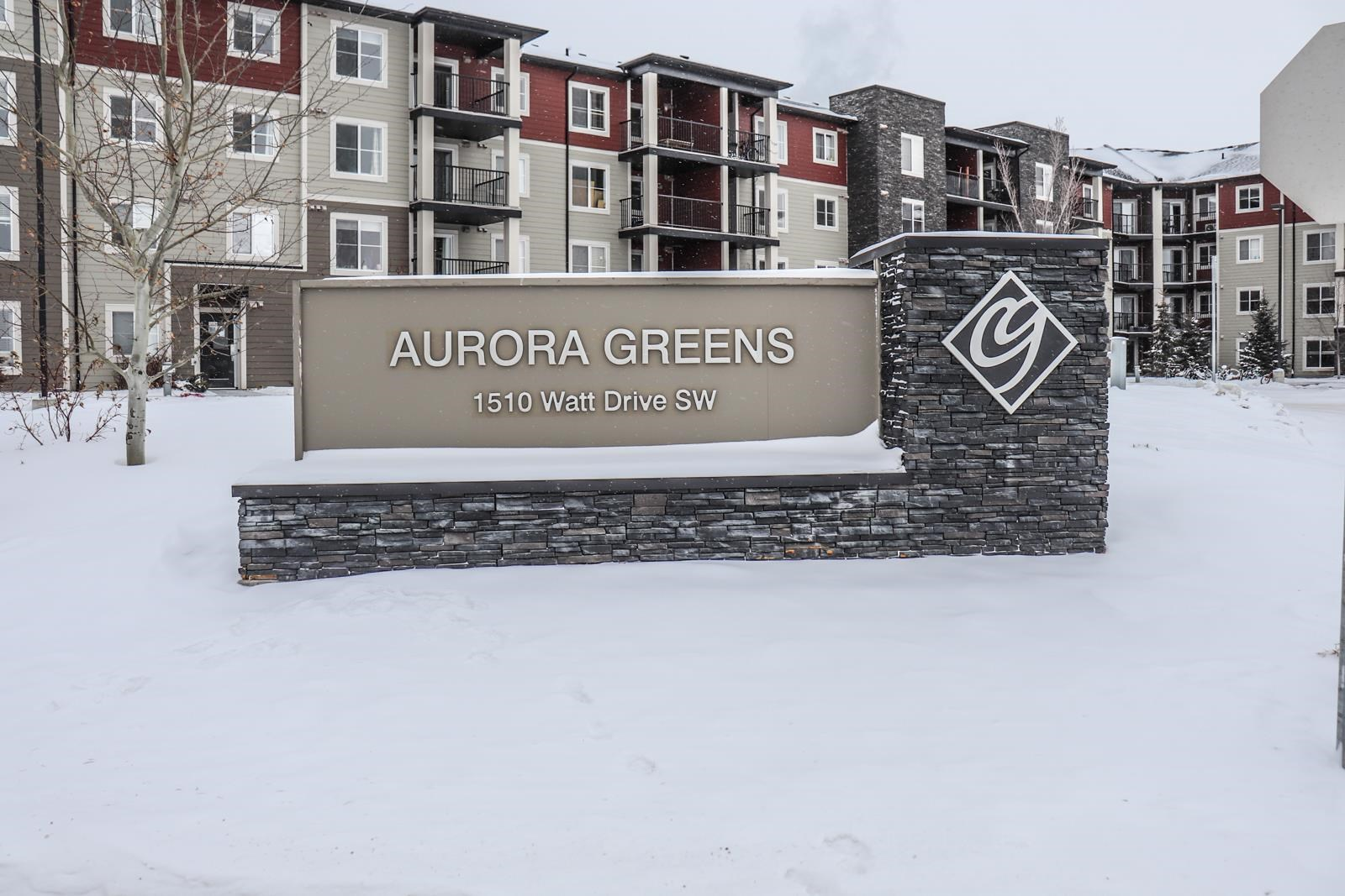 Welcome to Village of Aurora Greens Condos by Carlisle Group. Look no further than this quiet 4th floor unit , you will be impressed with this fourth floor Stylish 2 Bed, 1 Bath. This unit comes with titled Heated underground parking. This south-facing condo Is bright, & with high demand in the area for rent. You will appreciate the UPGRADES offered, such as the rich Dark Cabinets (Real Wood), Granite Countertops. shopping, transportation, schools, playgrounds all merely minutes away. Well managed condo unit will be perfect for both investors and first-time home buyers.