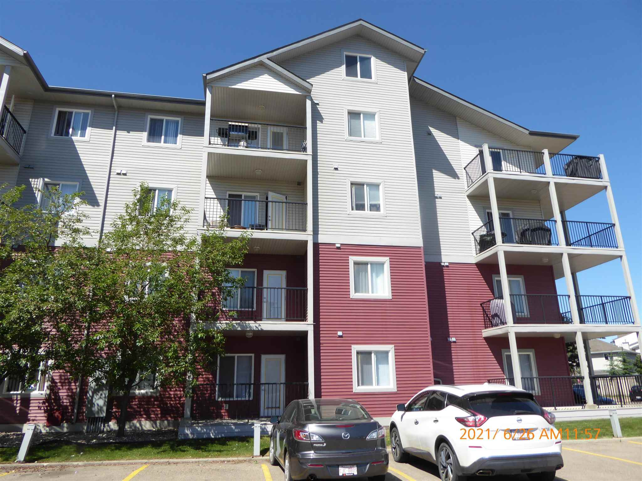 Nice, clean Ground Floor Condo unit available on a quick possession. 1 Bedroom with 1 Bathroom(4-piece). Open Concept. One Titled Parking Stall. Great SouthWest location - close all amenities. Quick access to the Anthony Henday and the Edmonton international Airport