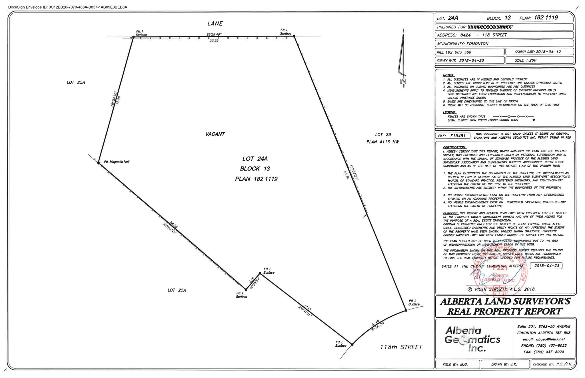 Rare Opportunity!  Have you been trying to find the perfect infill lot, just the right size coupled with just the right location? Imagine your dream home on this incredible lot that is well over 1/4 of an ACRE!!  Tucked away in desirable WINDSOR PARK immediately to the West of the University of Alberta, this checks ALL the boxes.  Easy walk to University of Alberta campus, the U of A Hospital, Cross Cancer Institute, the River Valley and Hawrelak Park! You can enjoy all the perks of living in the same community where you work and play.  10 minute walk  to the LRT for simple commute to the downtown core, top rated schools are minutes away in this community that places high value on excellence in education. The owner has done all the leg work in designing and permitting the perfect family home with ATTACHED garage! Provision of these plans is a negotiable item.
