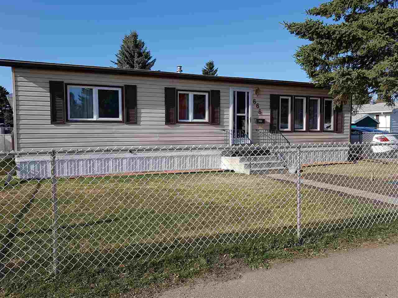 Steal of a deal. Three bedroom mobile home, original owner, immaculately kept!  Newer windows and doors replaced furnace and hot water tank, security shutters on the back windows, 100 amp service and newer appliances. All nestled in the evergreen community which offers its own society.