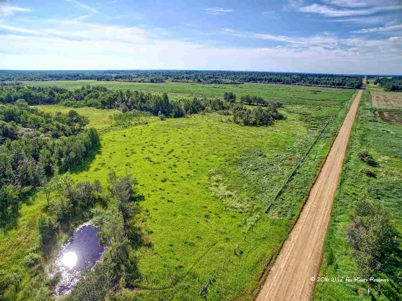 Located north of  Bruderheim and Lamont is a 4.99 acre parcel of land. Make this parcel of land a weekend retreat or build a home to suit your families needs.