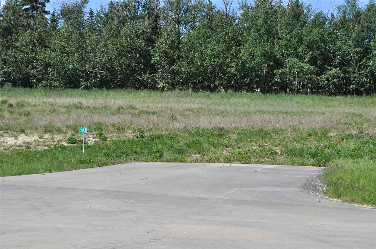 SPRING MEADOW ESTATES Country Estate Living with all the city amenities . This great subdivision located just west of Edmonton and St Albert with 65 - 1 +Acre Rolling Lots with many Backing onto natural reserve area , in cul-de-sacs and many with walkout and room for shops . Walking Distance to Edmonton Springs and Deer Meadows Golf Courses, Lois Hole Centennial Provincial Park and Big Lake with great access to Highway 16, Anthony Henday, and Highway 60 . Lots of Options and Developer financing packages available .