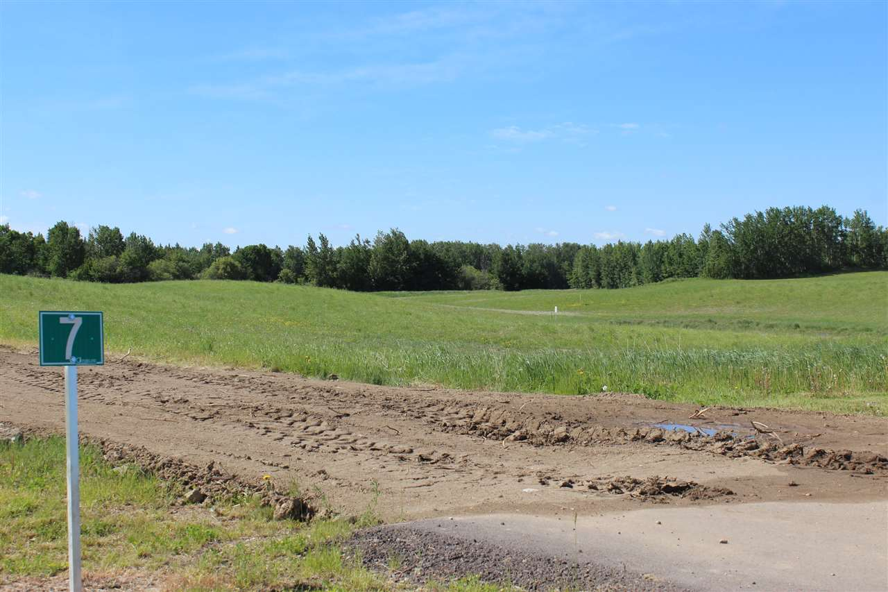 2.03 ACRE LOT OFFERS ENDLESS BUILDING POSSIBILITIES WITHIN SET ARCHITECTURAL GUIDELINES. SERENE CORNERSTONE SUBDIVISION OFFERS QUALITY ACREAGE LIFESTYLE WITH NEARBY LAKES, WALKING AND SKIING TRAILS AND YET HAS ALL THE MAJOR BENEFITS OF NEARBY AMENITIES OF SPRUCE GROVE.