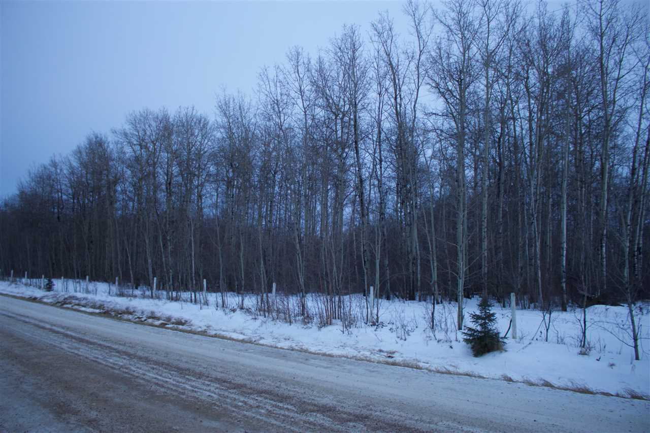 This gorgeous treed 2.47 acre lot is waiting for you to come build your dream home. Just north of Gibbons escape from the city and enjoy country living. Located close to Edmonton, Fort Saskatchewan and Red Water. GST may be applicable.