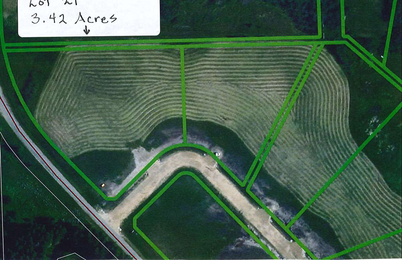 Beautiful acreage lot just outside Millet, perfect to build your dream home!  Restrictive covenant in place to protect your investment!  Lot is 3.86 acres and an easy commute to Leduc, Nisku, Wetaskiwin and Edmonton, GST may be applicable.