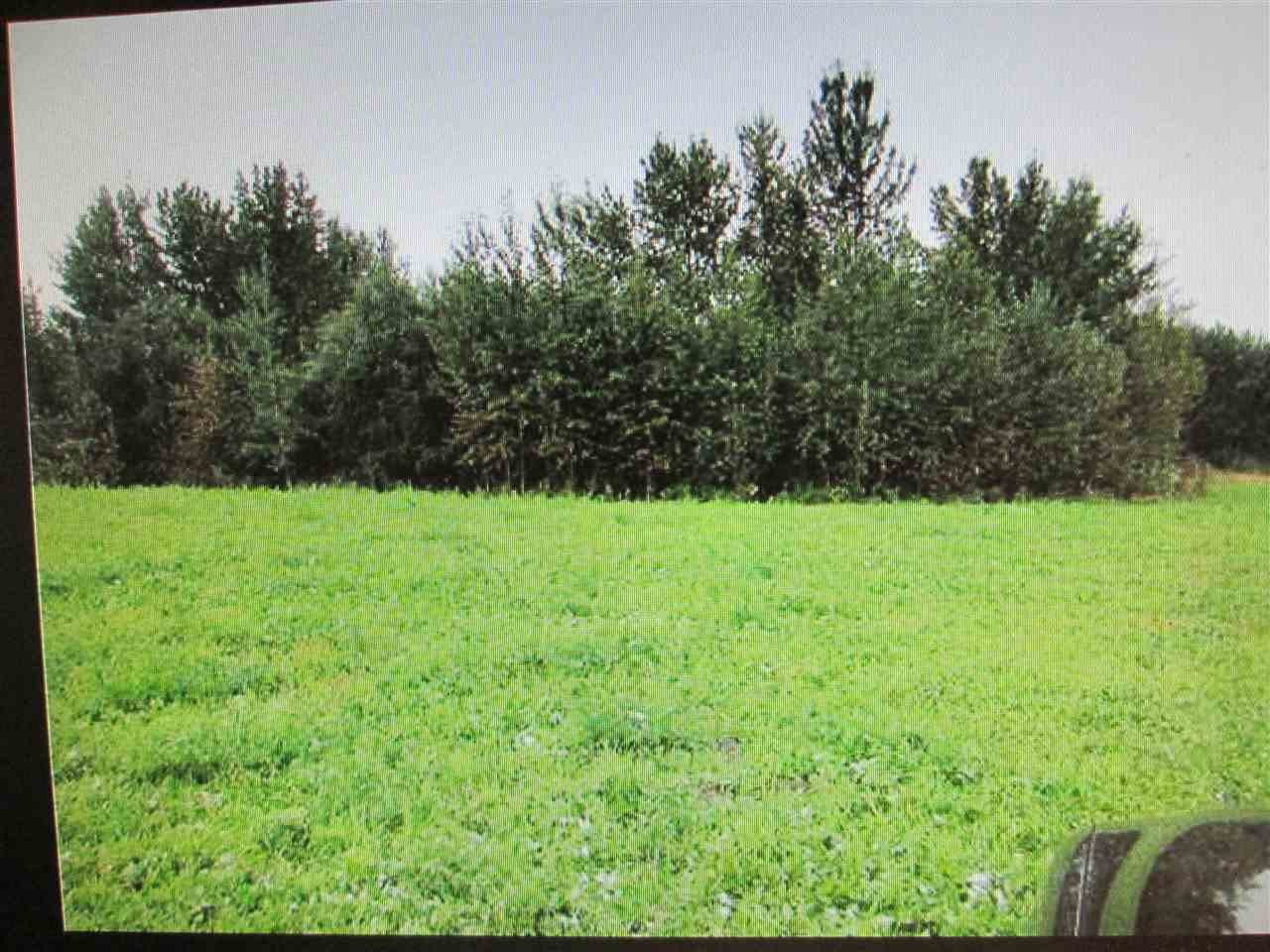 Only a couple of miles from Mulhurst and Pigeon Lake is a 5 acre lot. Close to boating, fishing, and golfing. About half of the lot is covered with trees. Large man made dugout on the property. Good high and dry land. Great opportunity to build your dream homoe or your own private camping area. Buy and build or buy and hold and store all your toys. Super value at 95,000