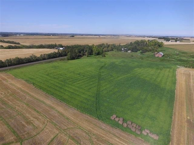 5.02 ACRE PARCEL WITH GREAT ACCESS TO FORT SASKATCHEWAN, SHERWOOD PARK, OR EDMONTON. POWER IS ON THE PROPERTY AND THE APPROACH ROAD IS IN. THE WATER CO-OP LINE AND GAS LINE RUN THROUGH THE FRONT OF THE PROPERTY. GEOTECH WAS DONE AS PART OF THE APPROVAL PROCESS FOR SUBDIVISION.