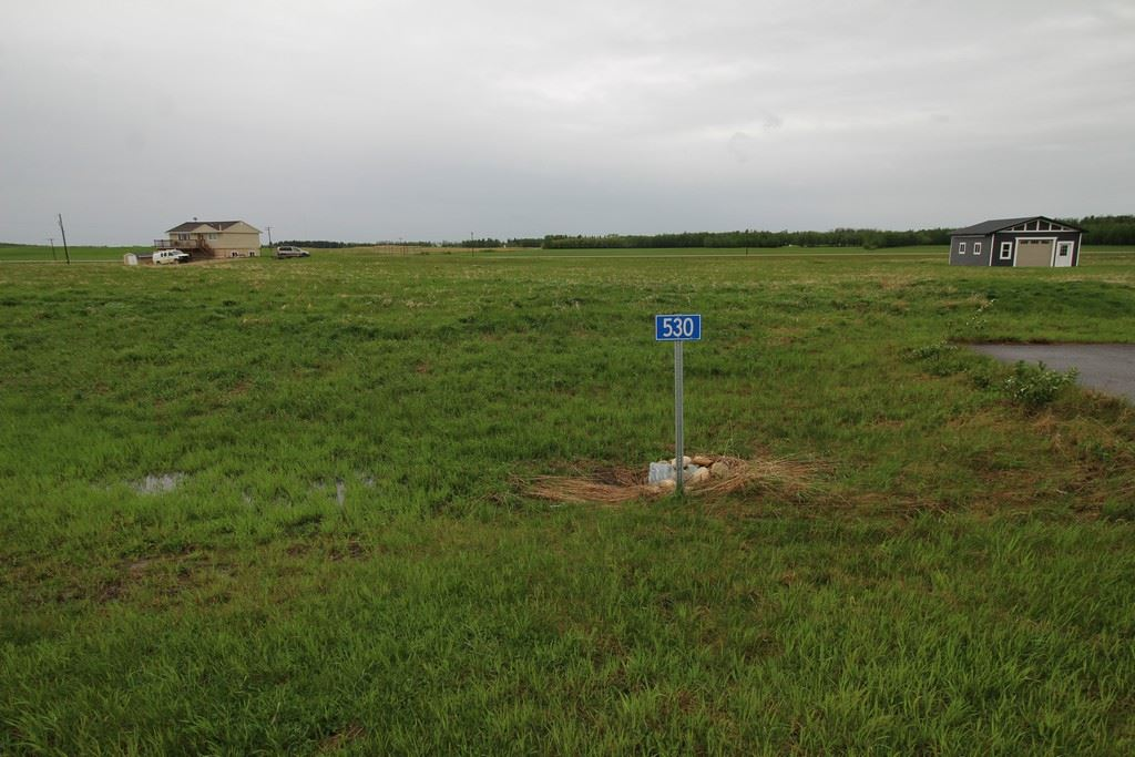 Welcome to Paradise Hills!  A newer subdivision in County of Leduc.  This 3.11 acre parcel is ready to build on.