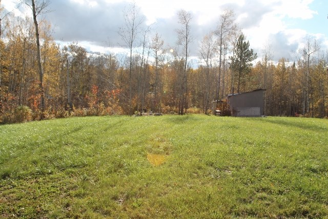 Very well maintained lot at Horseshoe Bay on Vincent Lake. The lot is nicely groomed and surrounded by trees. There is power on the property with a 30 amp breaker to plug your camper in. There is also a 10' X 34' shed that stays on the property to store all your toys. Other items that will remain on the lot is a cistern. an outhouse and a wood pile. Everything is there and ready for you to bring your camper and start enjoying. There are also full time residents in the area giving added security to your property.