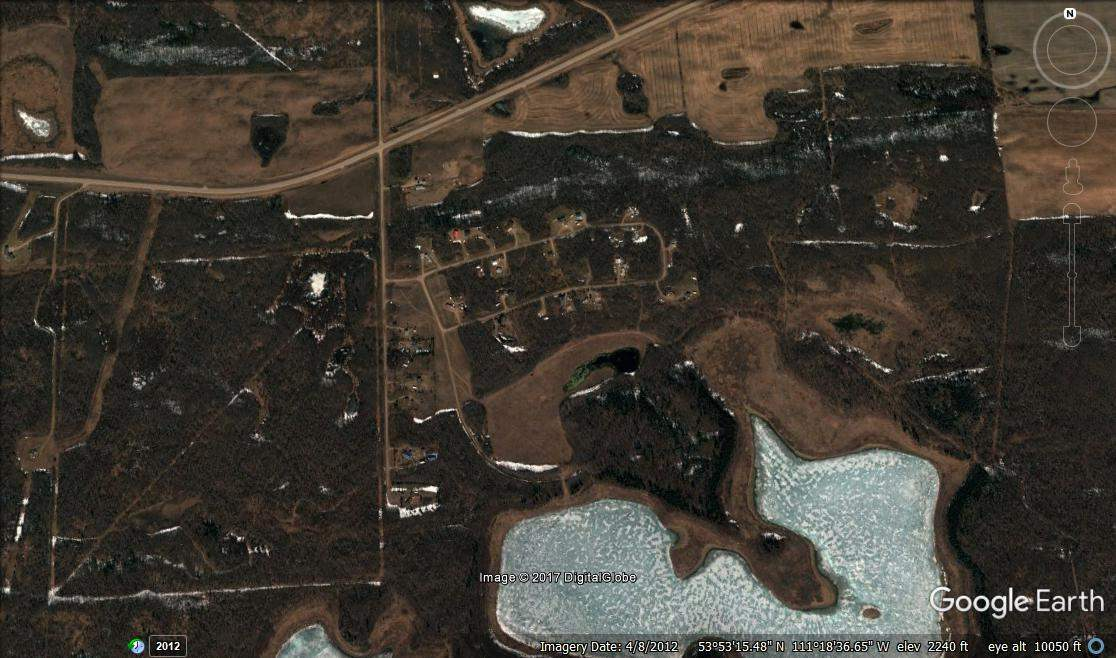 1 Acre lot in Perch Lake Subdivision. Power and Natural Gas at property line